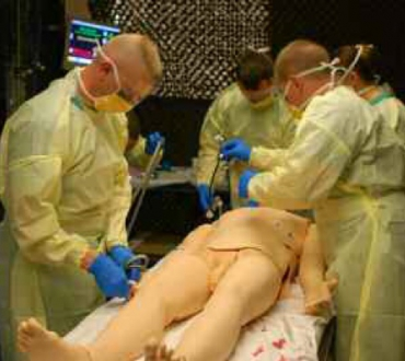 Pre-Deployment Simulation Training for U.S. Army Forward Surgical Teams