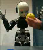 While an apple a day may still be a challenge for humanoid robotics, cognitive systems more generally have a role in health care and well being.